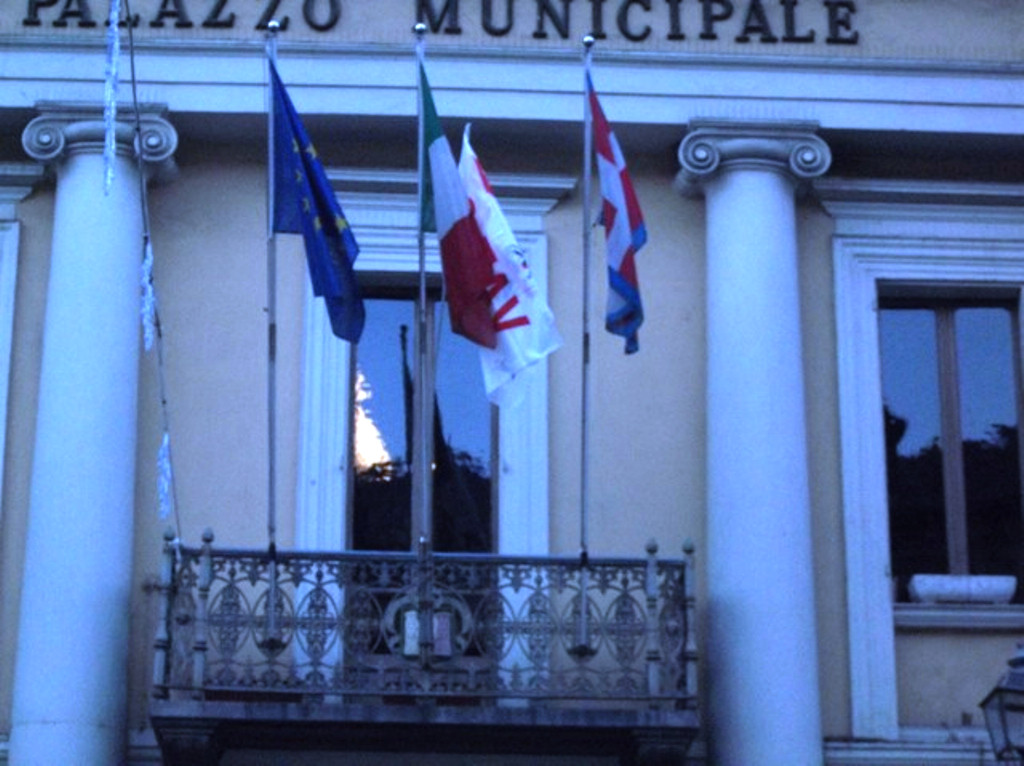 Municipio Susa NO TAV 2