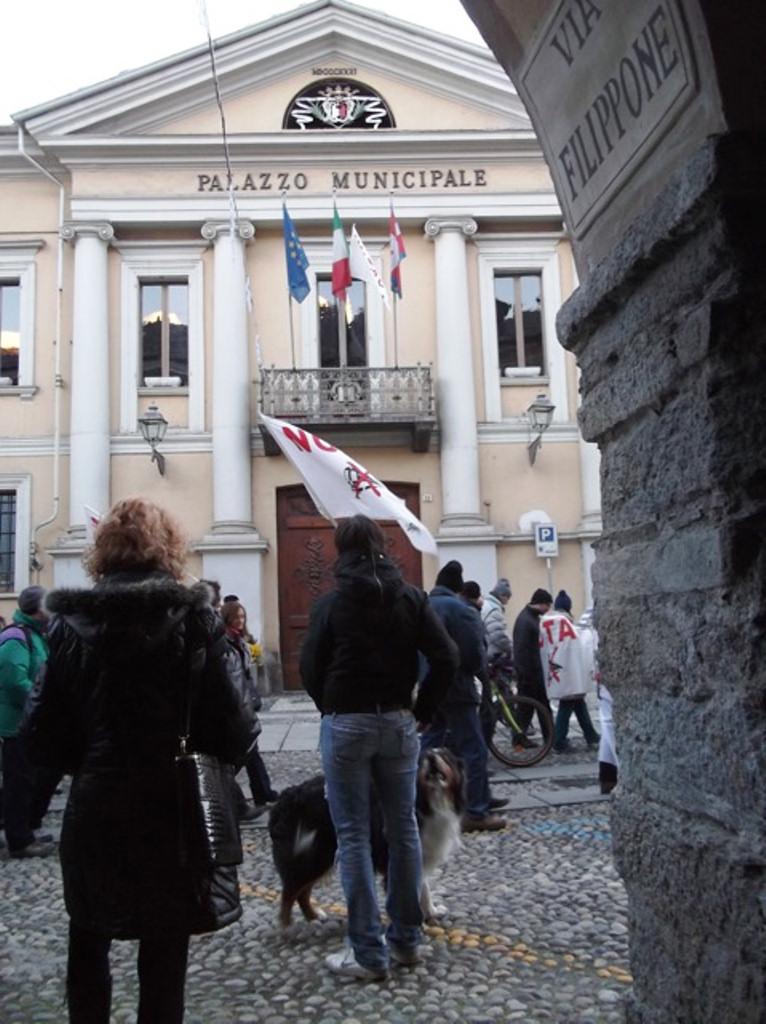 Municipio Susa NO TAV