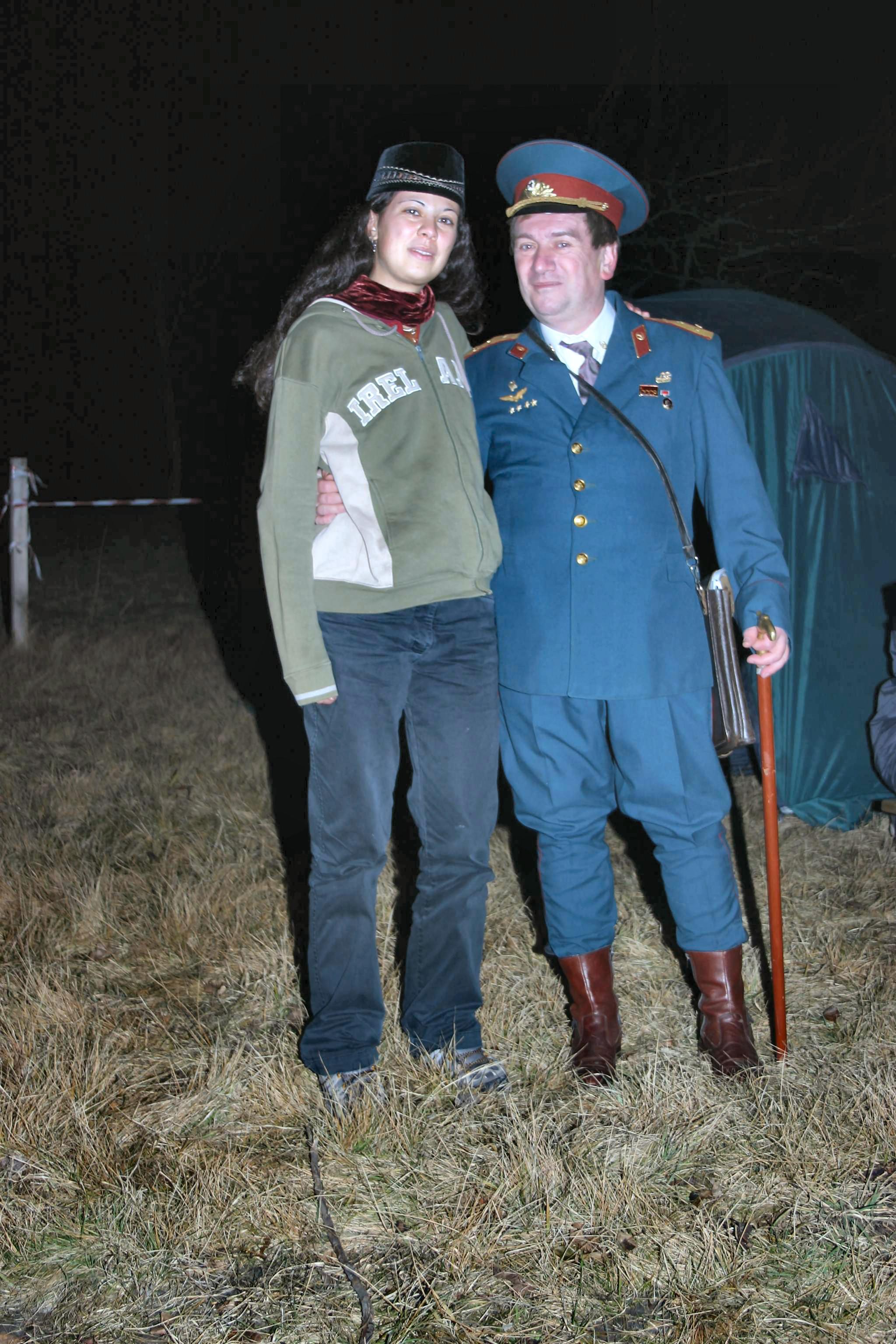 Simona ed il Generale
